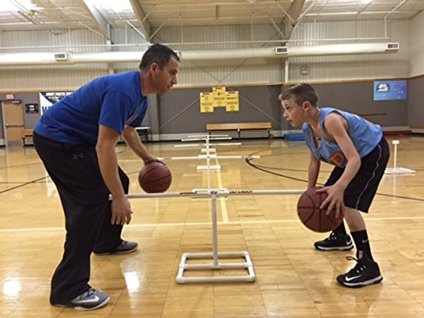 The Dribble Defender - basketball dribble aid - coach & player