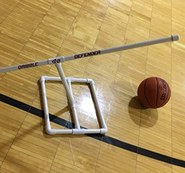 The Dribble Defender with basketball - basketball dribble aid - 2