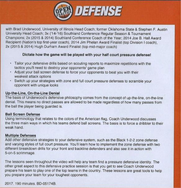 basketball practice defense video