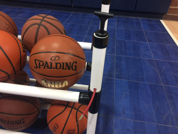 Ball Cart with wheels