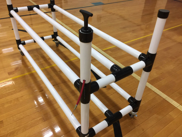 Power Dribble Ball Cart