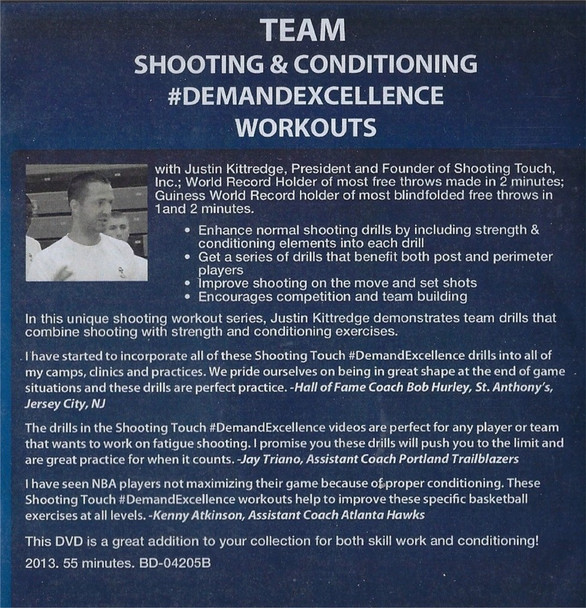 (Rental)-Team Shooting & Conditioning Workouts