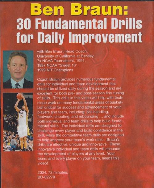 (Rental)-30  Fundamental Drills For Daily Improvement