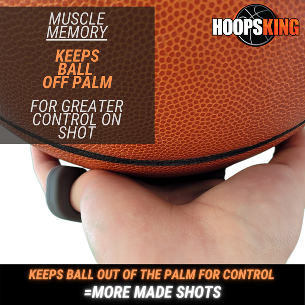 Keep Basketball Off the Palm When Shooting