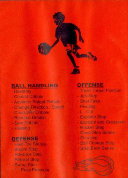 (Rental)-Flames Basketball Fundamentals