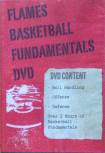 Flames Basketball Fundamentals Instructional Basketball Coaching Video