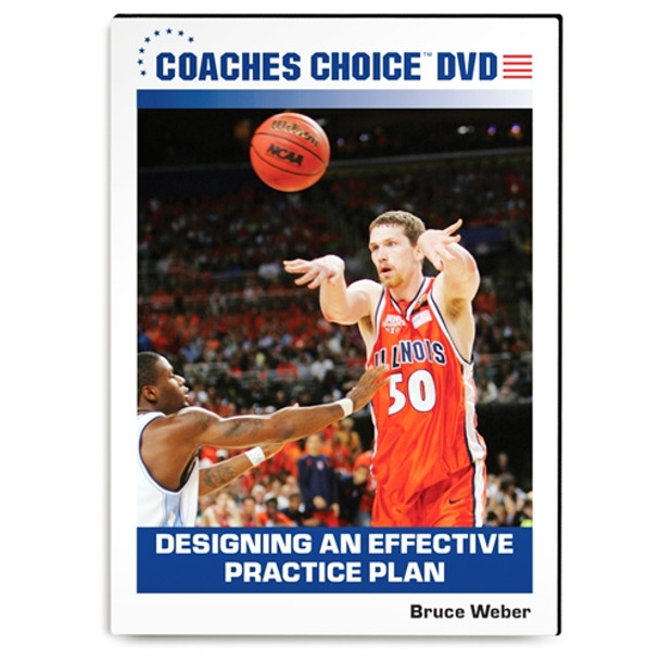 Designing An Effective Practice Plan by Bruce Weber Instructional Basketball Coaching Video