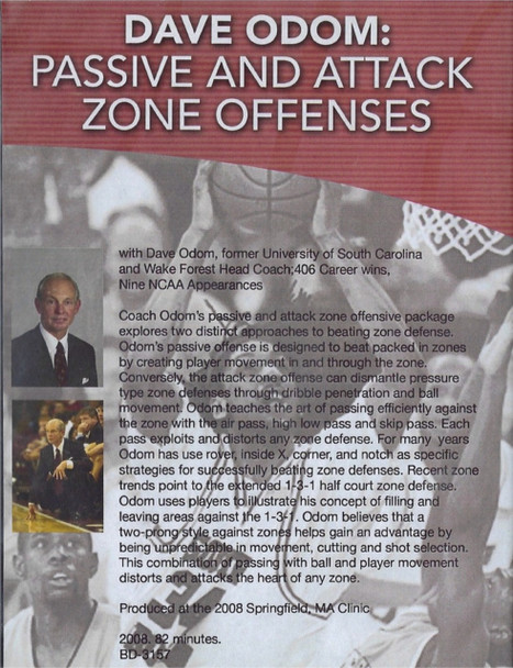 (Rental)-Passive & Attack Zone Offenses