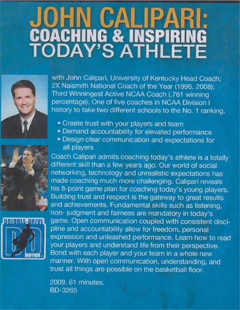 (Rental)-Coaching & Inspiring Today's Athlete