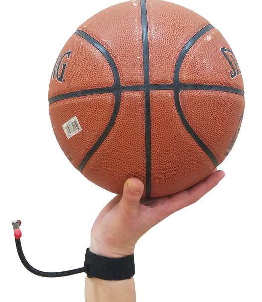 Improve Follow through on shot in basketball