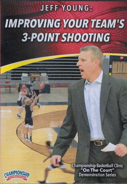 Improving Your Team's 3 Point Shooting by Jeff Young Instructional Basketball Coaching Video