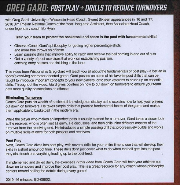 Drills to Reduce turnovers in basketball