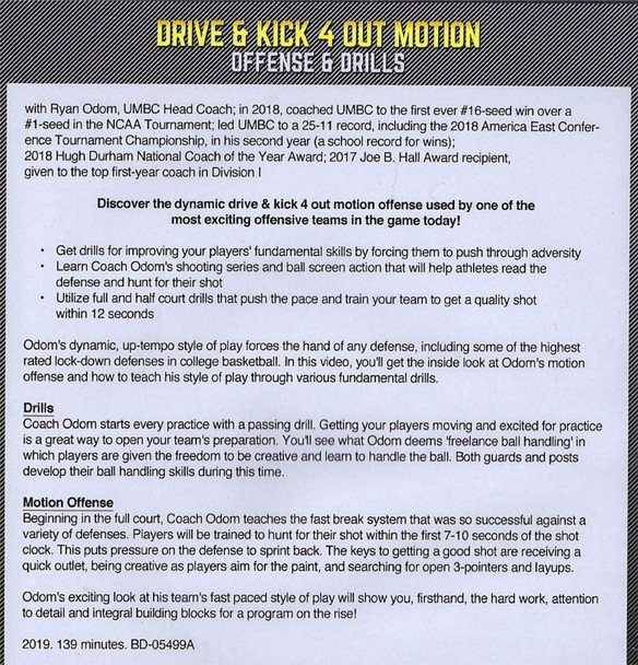 Drive and kick basketball drills