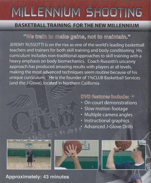(Rental)-One Percent Basketball J-Glove Shooting Workout