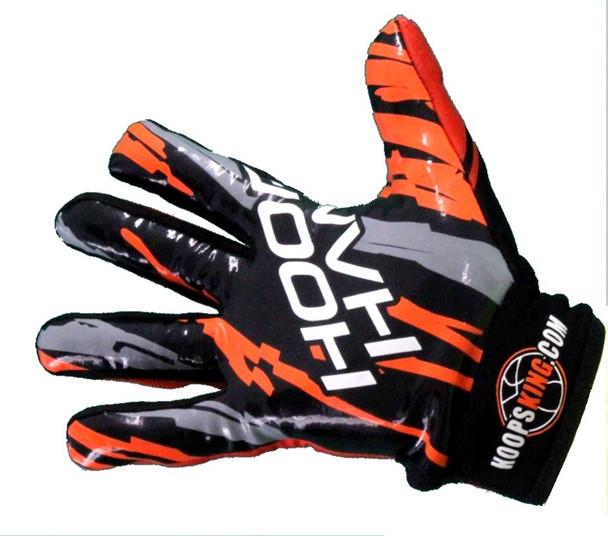basketball anti grip dribbling gloves