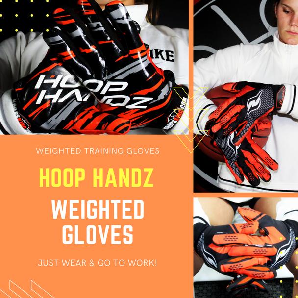 Hoop Handz Weighted Basketball Training Gloves