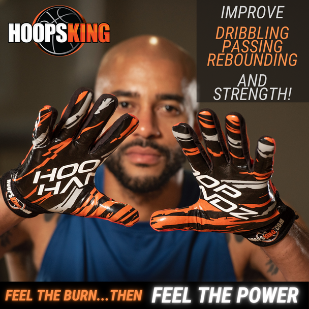 Benefits of Weighted basketball training gloves