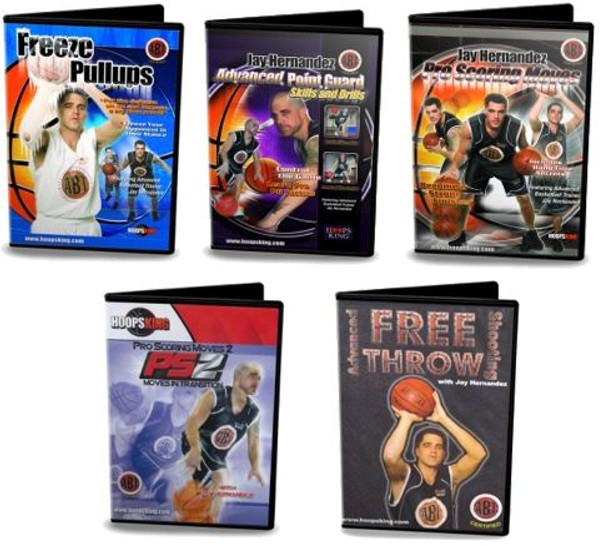 Jay Hernandez basketball trainer