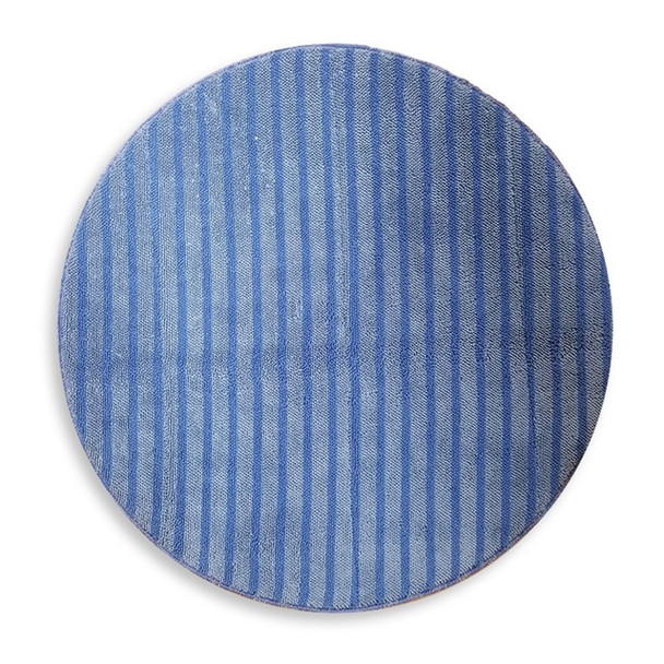 Round microfiber pads sweat mop replacement