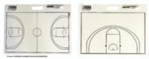 18 X 24 college basketball dry erase coaching board