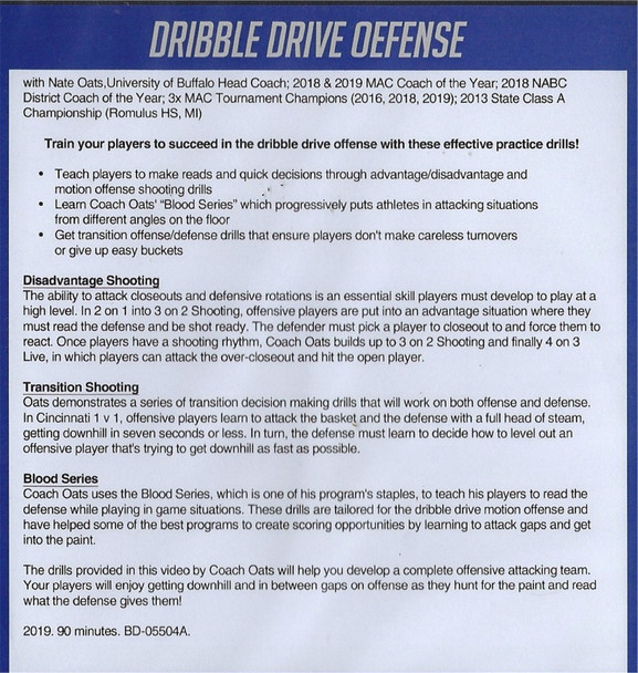 dribble drive offense basketball Nate Oats