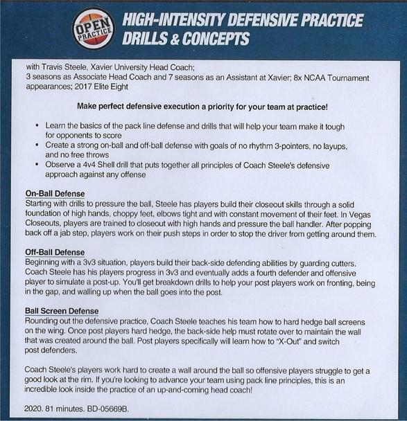 basketball defensive practice drills