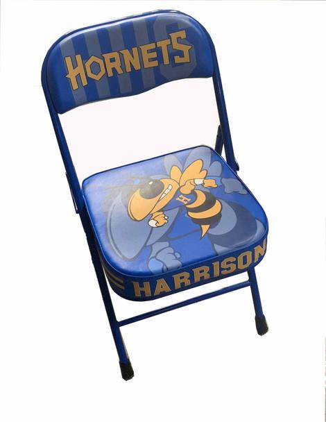 sideline chairs custom digitially printed