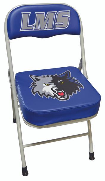 Custom sideline chair