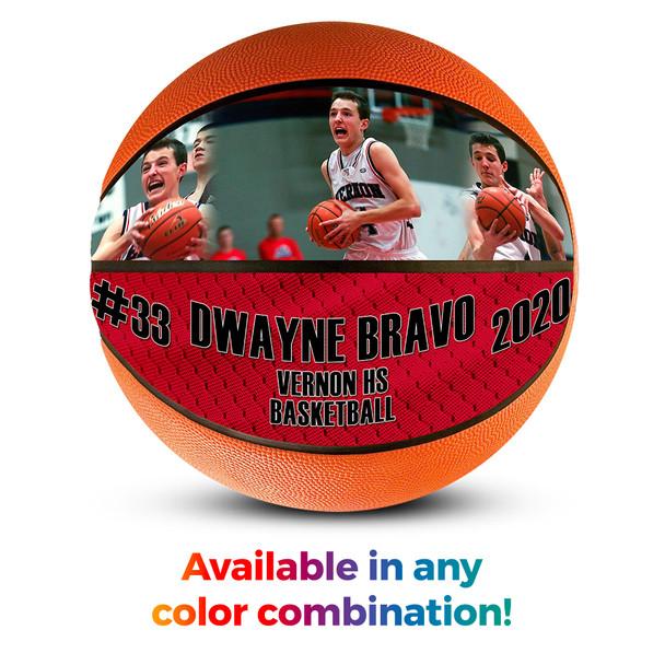 Great basketball senior night idea Gift