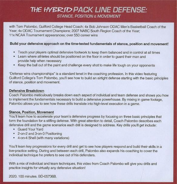 (Rental)-The Hybrid Pack Line Defense