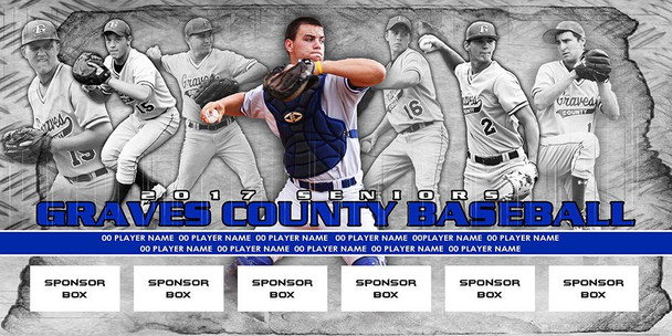 Custom Sports Team Banners Baseball