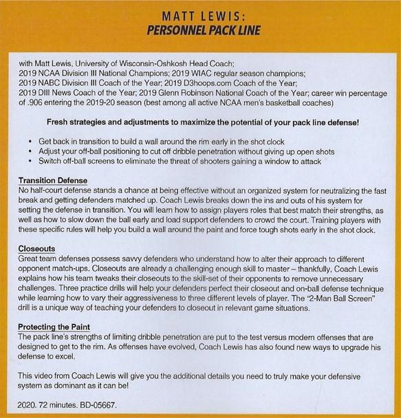 (Rental)-Personnnel Pack Line Defense