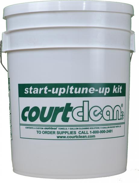 PrepClean Start Up Kit for Hard Floor Surfaces
