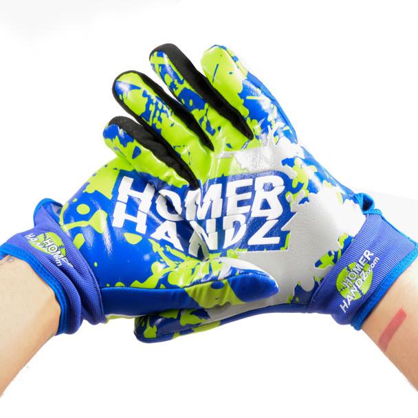 Homer Handz Weighted Batting Gloves Youth Baseball Softball Players