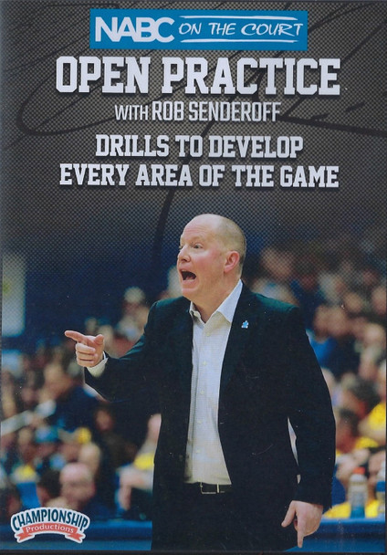 Basketball Drills to Develop Every Area of the Game by Rob Senderoff Instructional Basketball Coaching Video