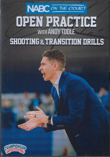 Shooting & Transition Drills by Andy Toole Instructional Basketball Coaching Video