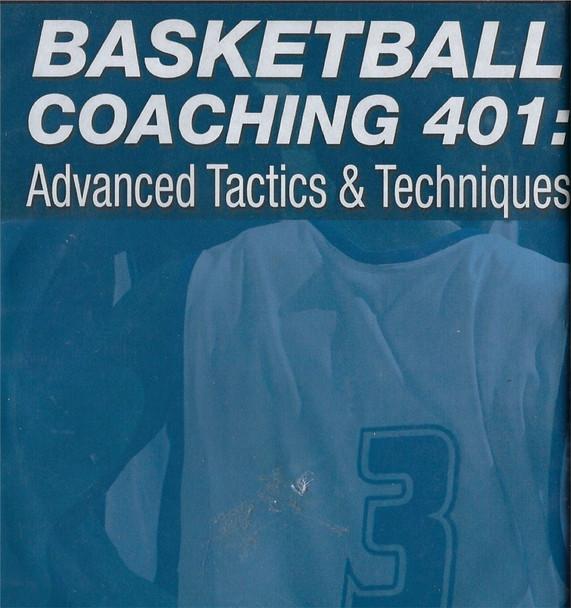 (Rental)-Basketball Coaching 401: Advanced Basketball Tactics & Techniques