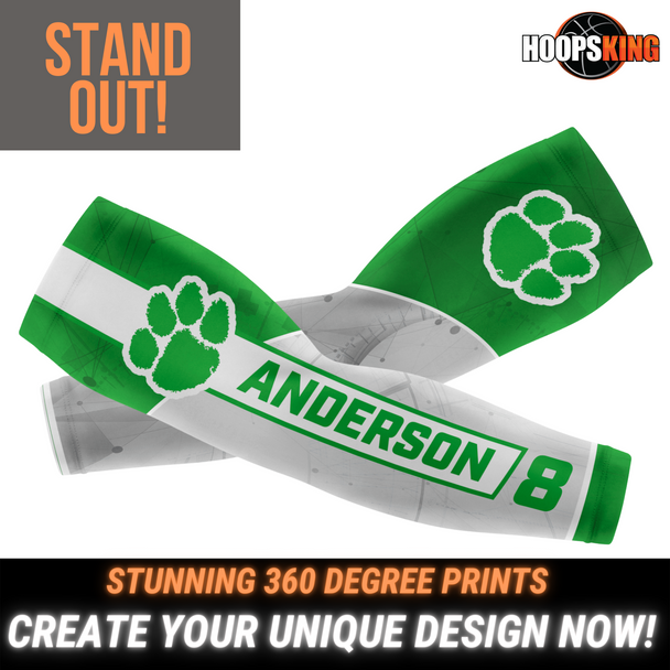 Custom Arm Sleeves Personalized