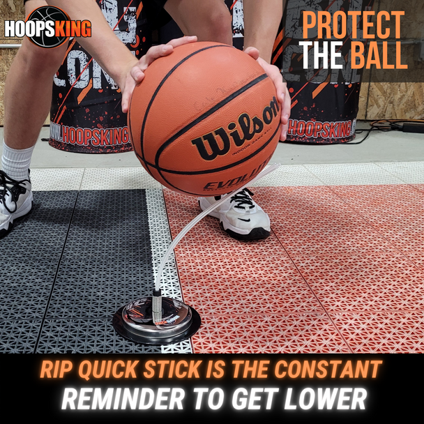protect the basketball from defense