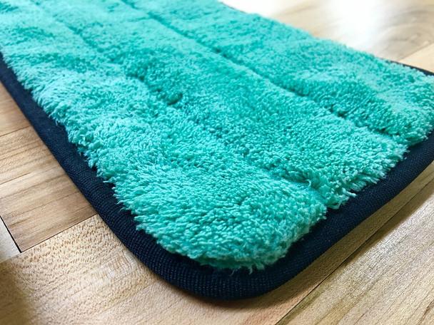 custom sweat mop microfiber large 26x17
