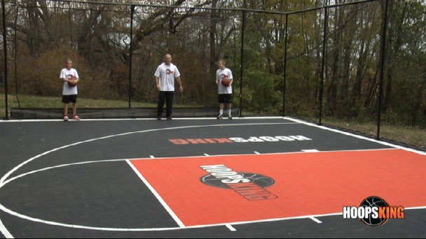 Basketball dribbling drills for junior high