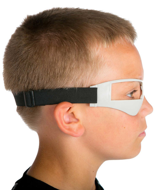 Basketball Dribble Goggles Glasses - side view