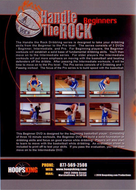 Youth Basketball Dribbling Drills Video DVD