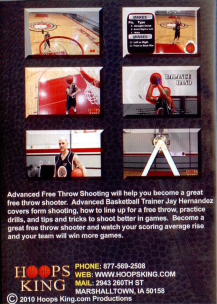 Free Throw shooting game