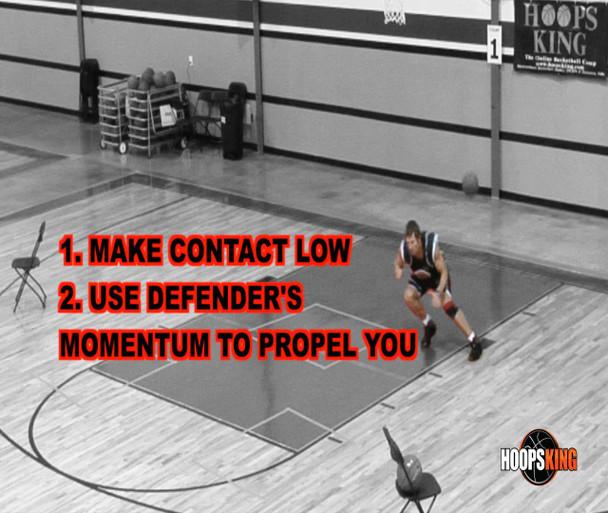 Basketball shooting drills coming off a screen