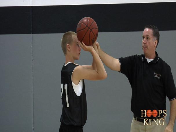 youth basketball shooting drills