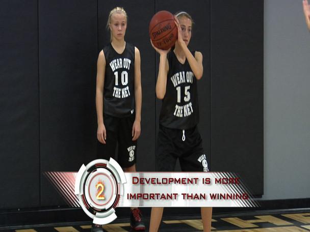 youth basketball shooting dvd video