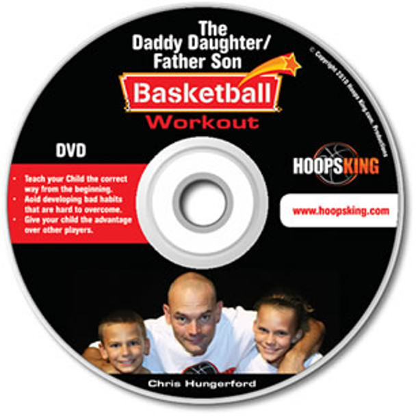 Daddy-Daughter/Father-Son Basketball Workout