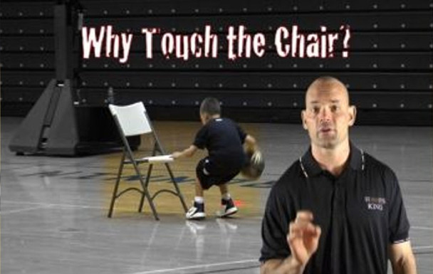 Dribbling drills for beginning basketball players