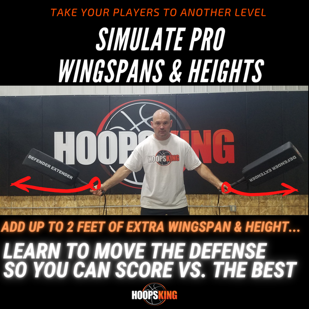 how to beat taller, longer, more athletic basketball player
